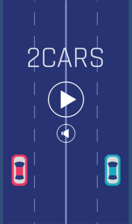 2 Cars - Free To Play on The Little Game Factory - Screenshot 1