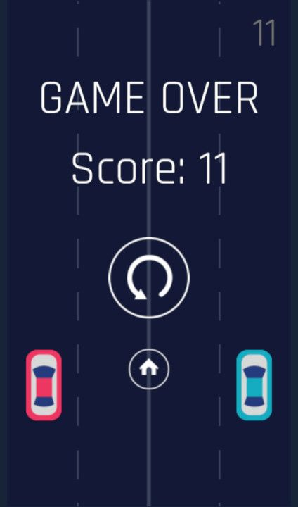 2 Cars - Free To Play on The Little Game Factory - Screenshot 3