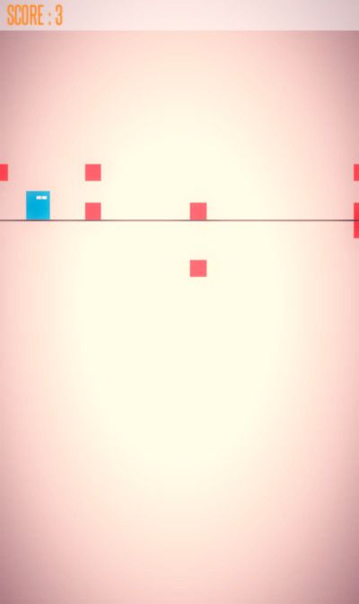 2 Sides Jump - Free to Play on The Little Game Factory - Screenshot 2