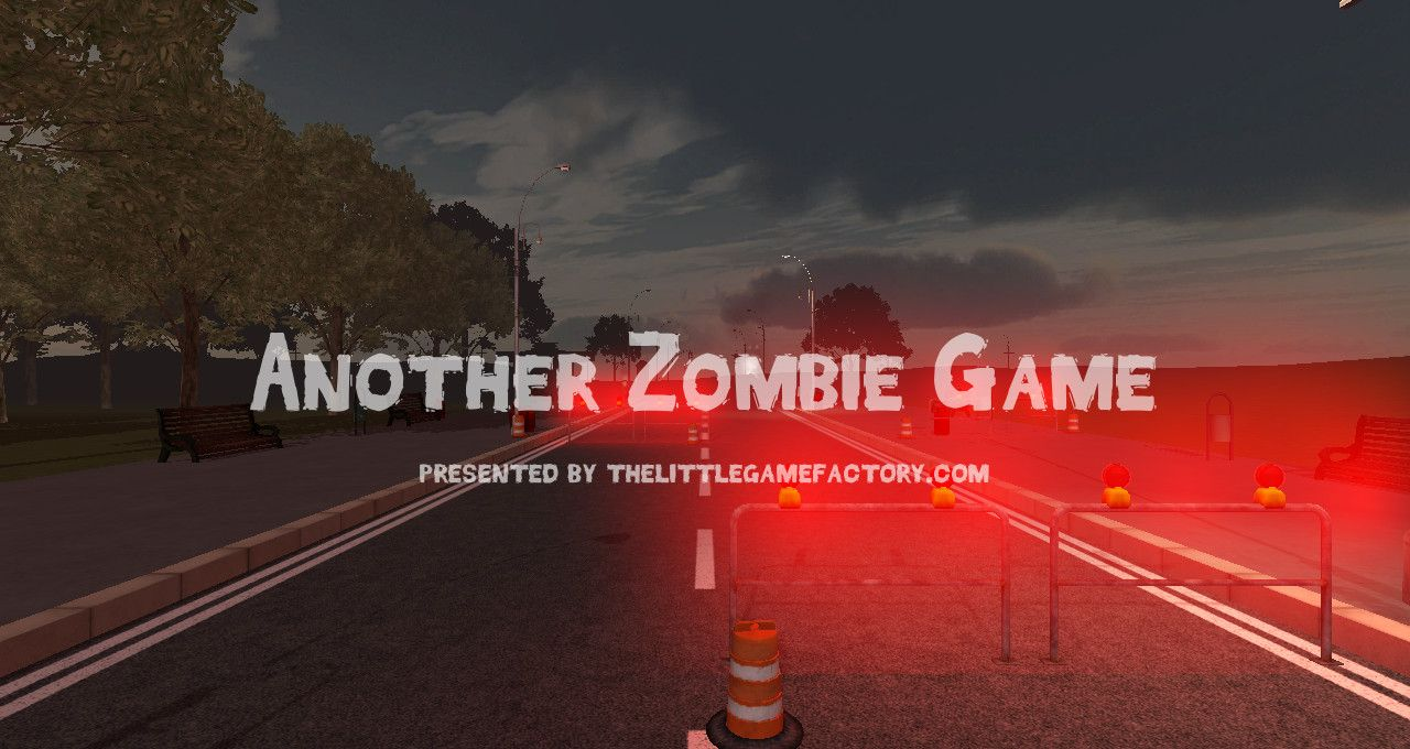 Another Zombie Game- Free to Play on The Little Game Factory - Screenshot 1