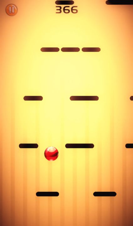 Crazy Ball - Free To Play on The Little Game Factory - Screenshot 2