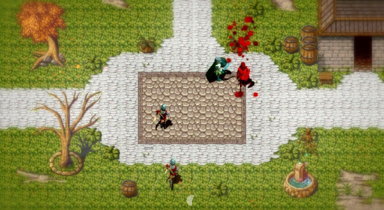 Knight of Death - Free to Play on The Little Game Factory - Screenshot 1