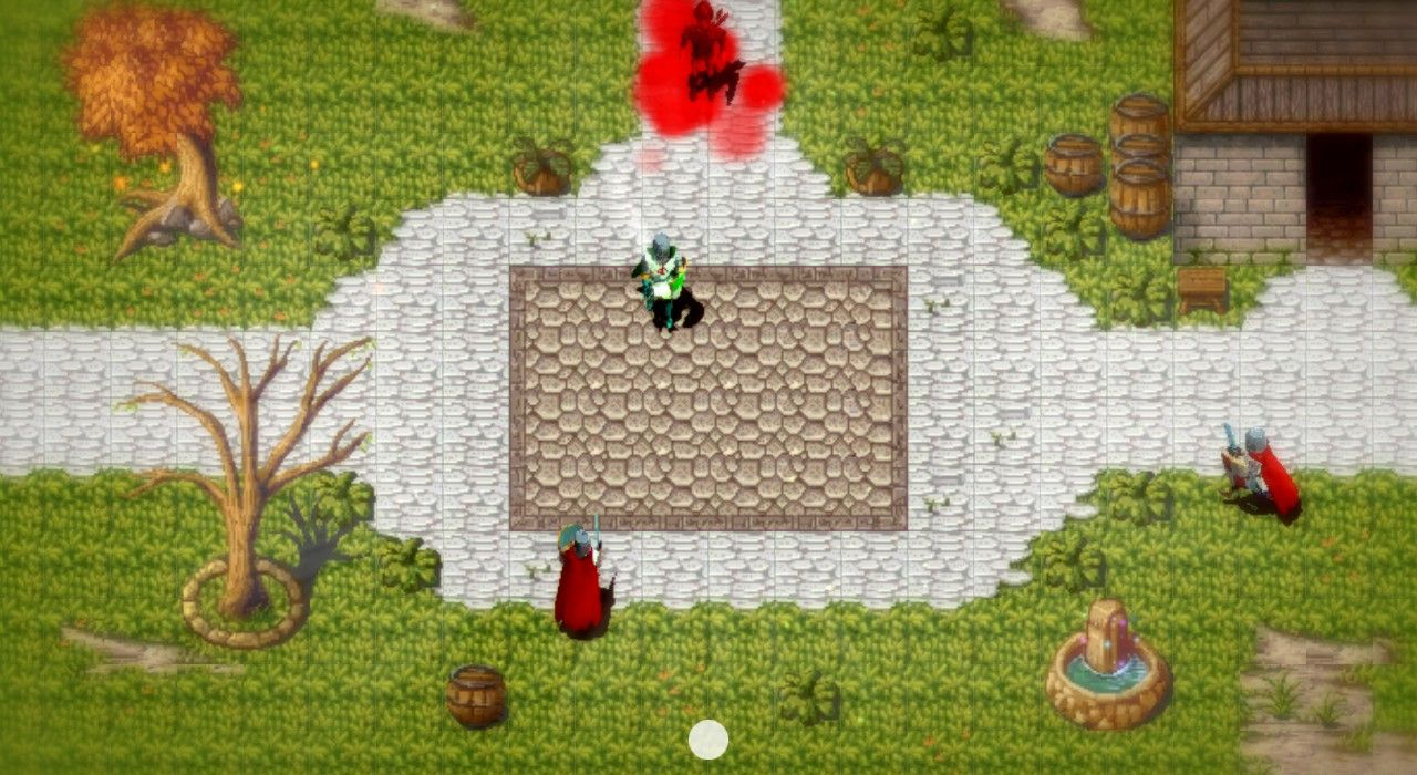 Knight of Death - Free to Play on The Little Game Factory - Screenshot 2