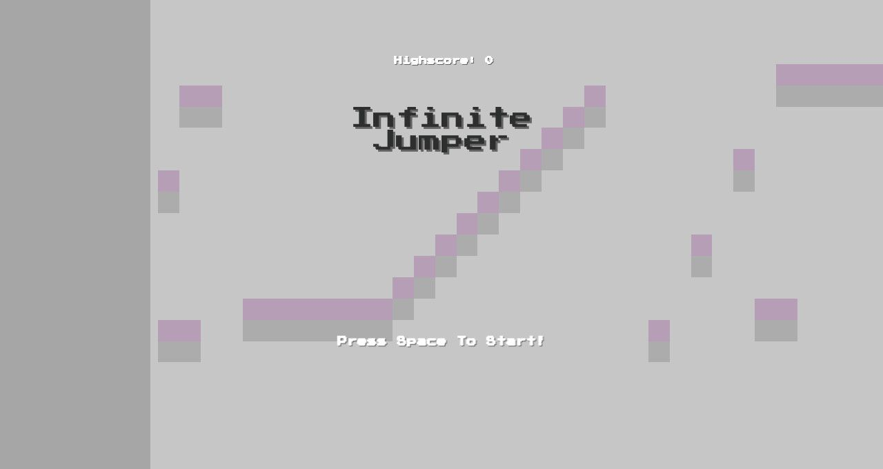 Infinite Jumper - Free To Play on The Little Game Factory - Screenshot 1