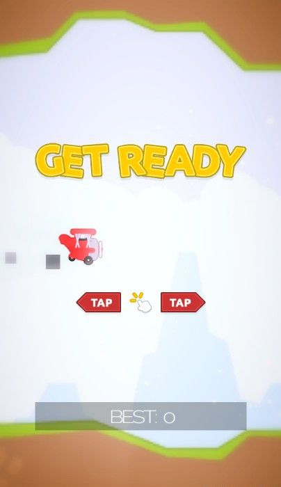 Tap Tap Plane - Free to Play on The Little Game Factory - Screenshot 1